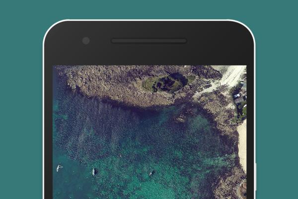 Google Landing Page Redesign